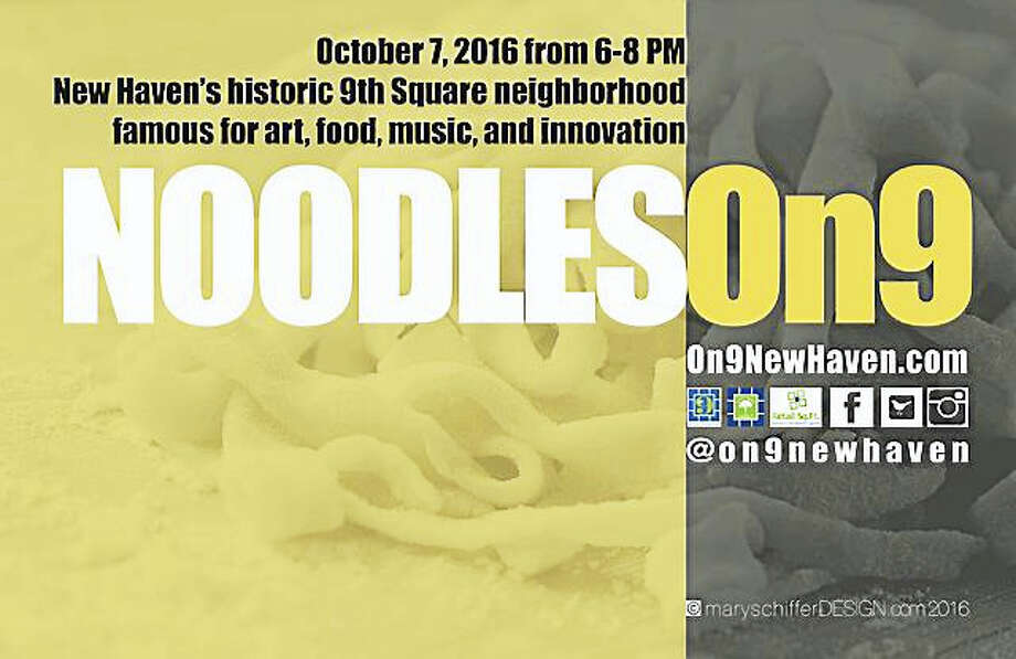 Noodles On9 is the latest installment of the On9 series presented by Town Green District. Photo: Journal Register Co.