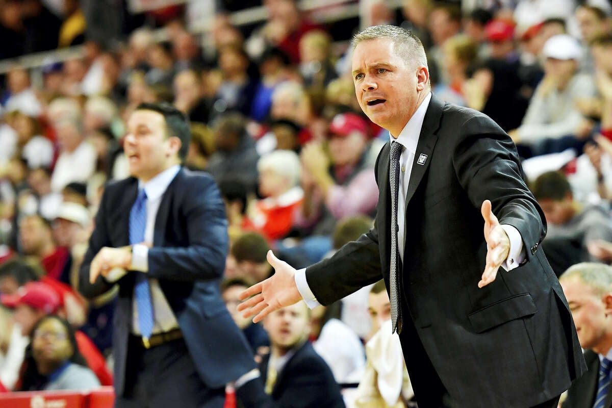 Butler head coach Chris Holtmann.
