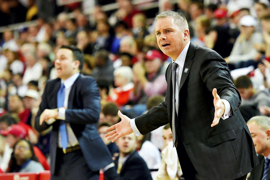 Butler head coach Chris Holtmann. Photo: Steven Ryan — Newsday Via AP   / Copyright Steven Ryan 2016
