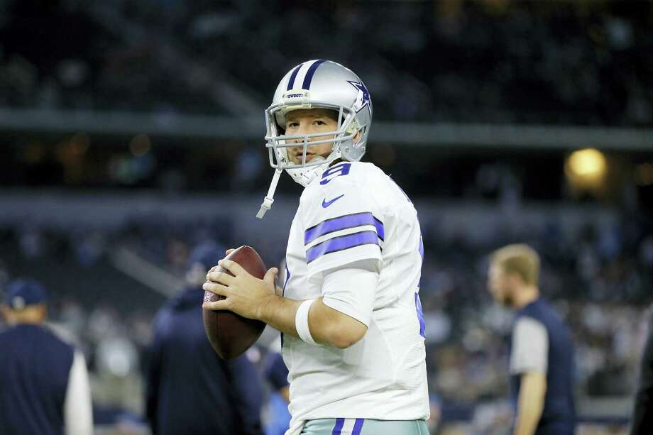 Dallas Cowboys quarterback Tony Romo. Photo: The Associated Press   / FR168019 AP