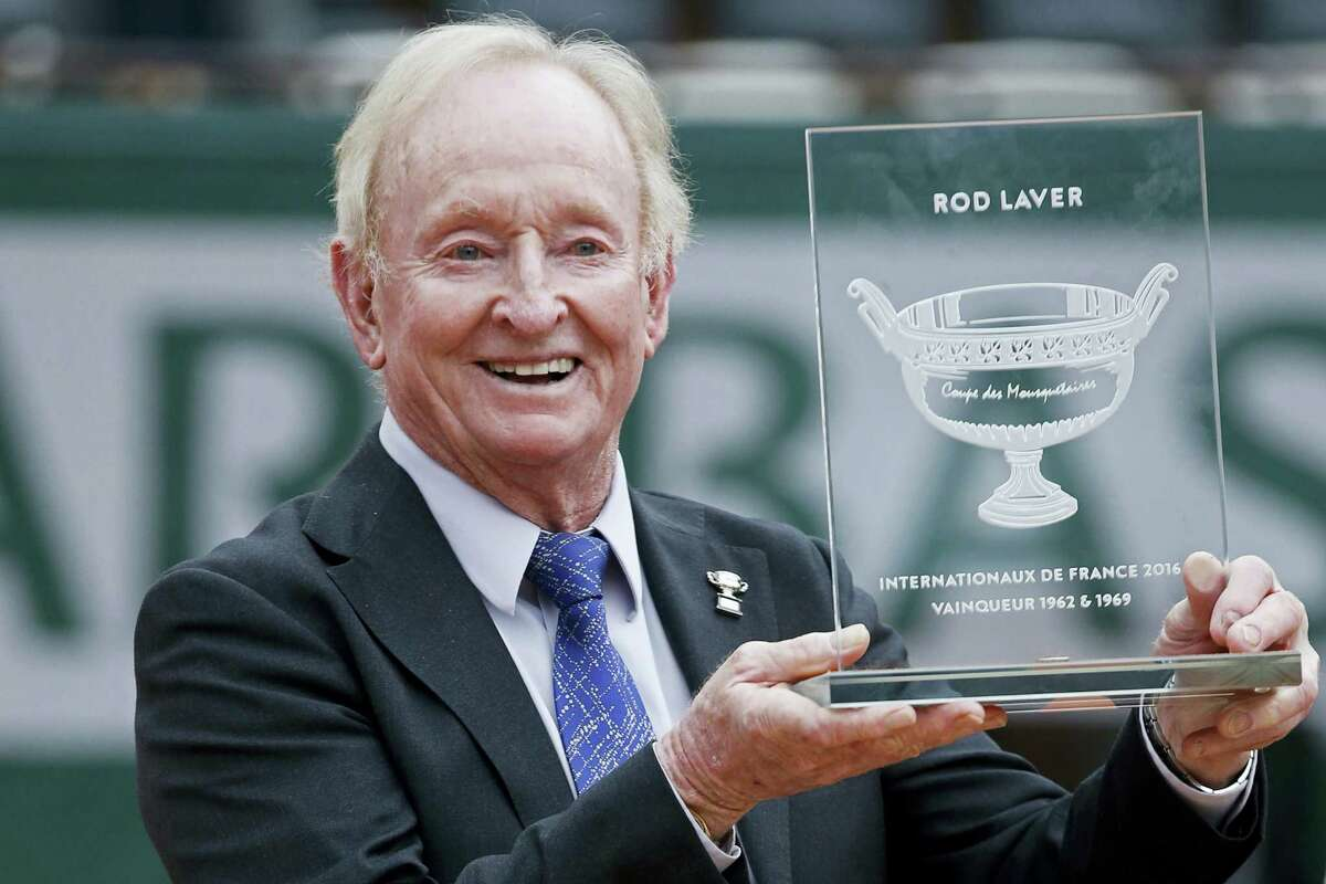 Former Australian tennis champion Rod Laver is the last man to win a calendar-year Grand Slam.