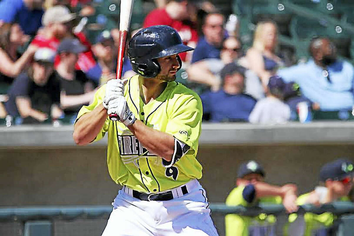 Woodbridge's Vinny Siena was a South Atlantic League all-star before being promoted to high-A St. Lucie.