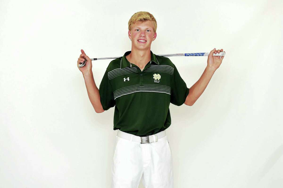Milford's Finn Boynton will represent Connecticut at the National Junior PGA Championship Aug. 9-12.