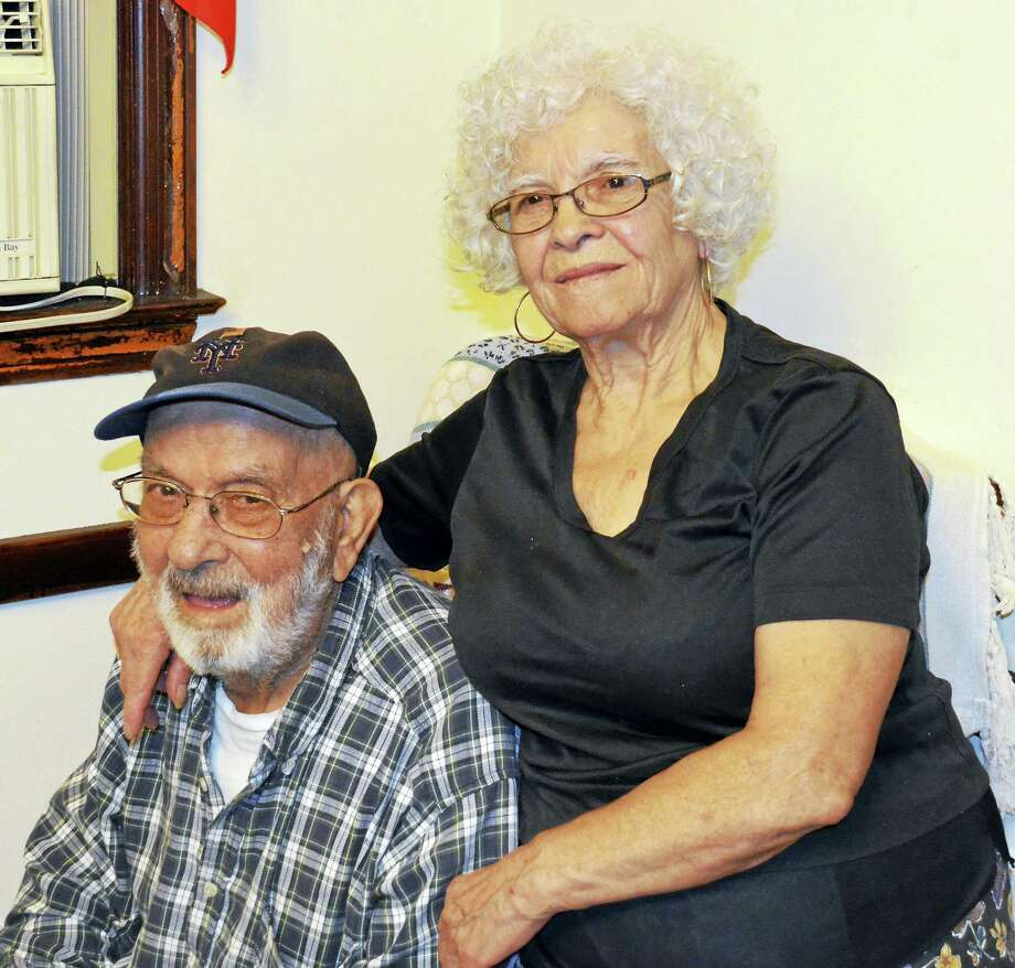"Giuseppe ""Pepe"" DePalma and Teresa DePalma will be honored at Columbus Day festivities Friday as West Haven's Italian-Americans of the Year. Photo: CONTRIBUTED PHOTO — City Of West Haven, Michael P. Walsh"