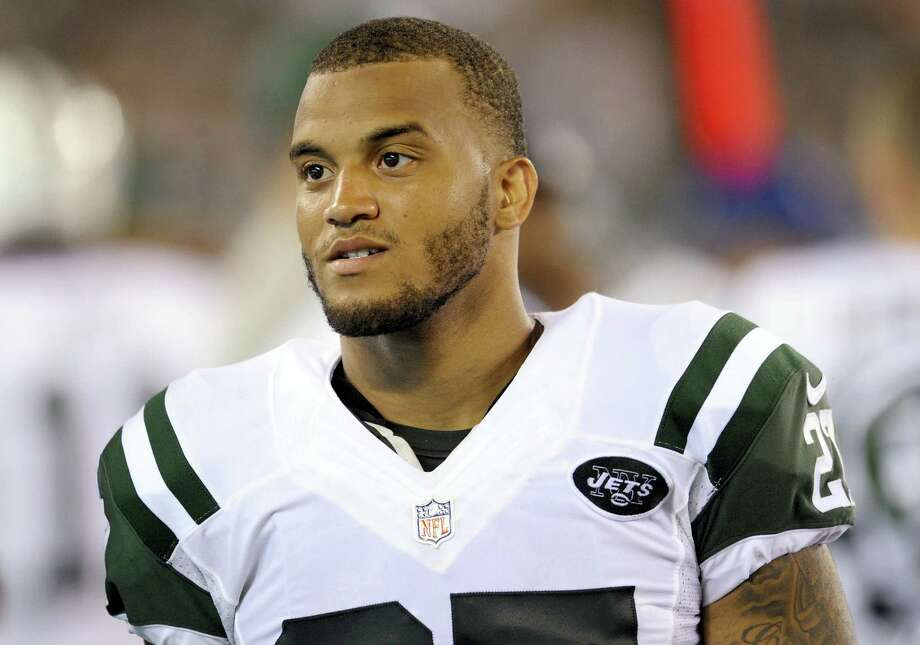Cornerback Dee Milliner was cut by the Jets on Saturday. Photo: The Associated Press File   / FR51951 AP