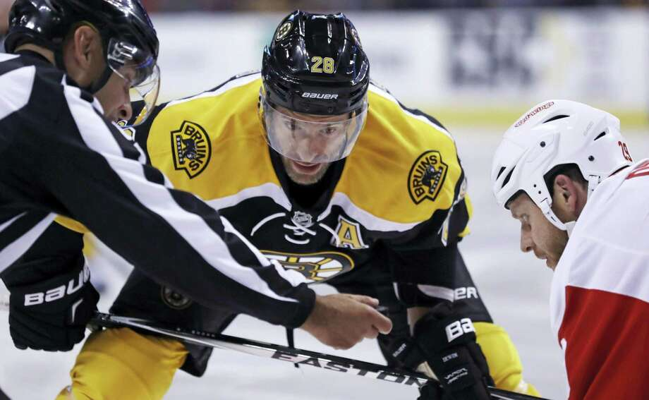 Boston Bruins center Dominic Moore. Photo: The Associated Press   / Copyright 2016 The Associated Press. All rights reserved.