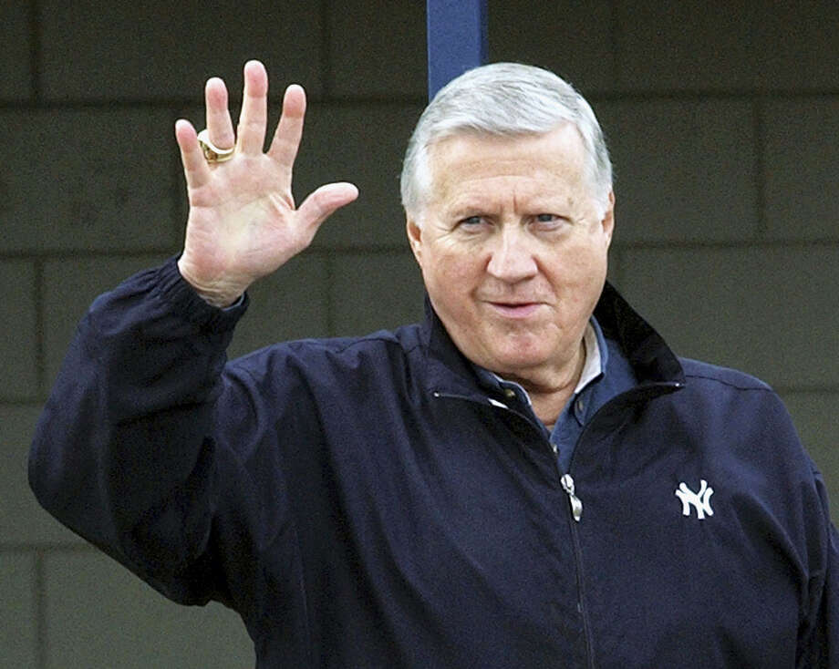 Former New York Yankees owner George Steinbrenner. Photo: Chris O'Meara — The Associated Press File   / AP2004