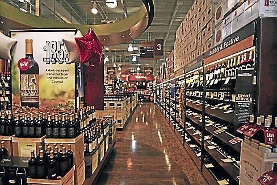 Total Wine & More's Manchester location Photo: CT News Junkie File Photo