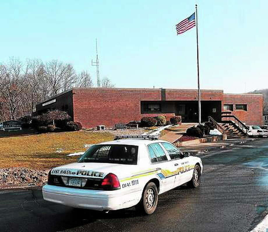 East Haven Police Department Photo: Journal Register Co.