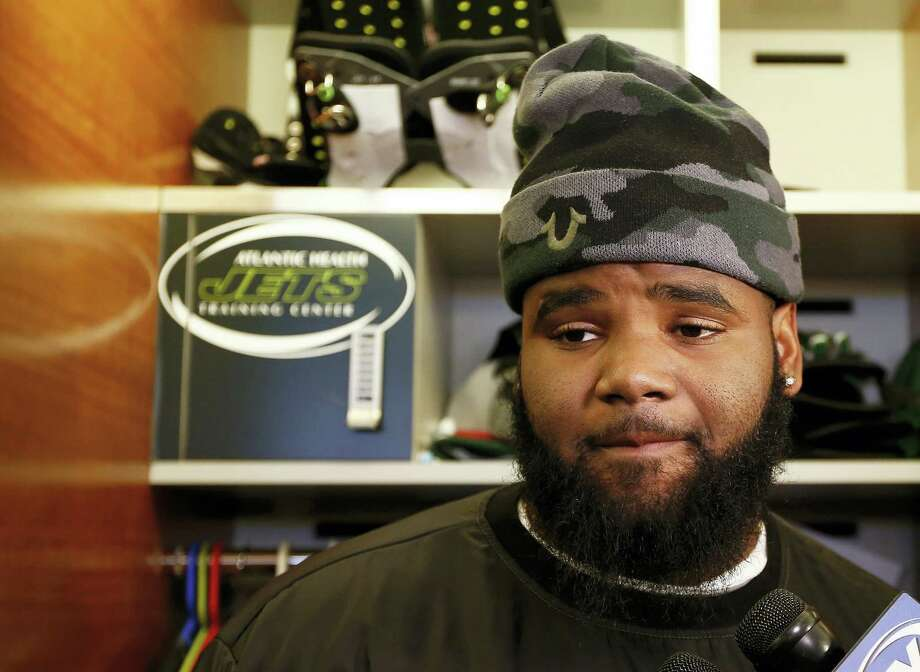 New York Jets defensive tackle Sheldon Richardson. Photo: The Associated Press File Photo   / FR27227 AP