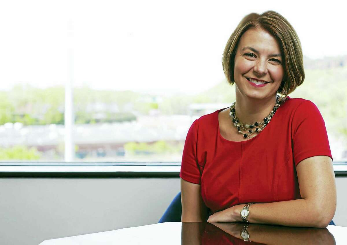 Jennifer Heath, the new president and CEO of United Way of Greater New Haven.