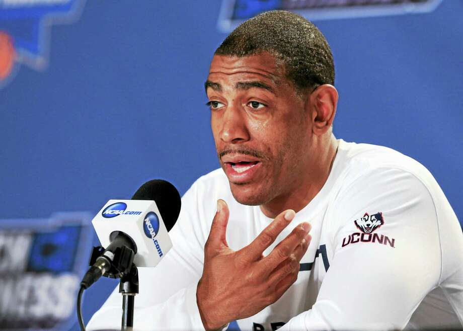 Kevin Ollie will be in Chile this summer as an assistant coach for the USA Basketball under-18 men's team. Photo: The Associated Press File Photo   / Copyright 2016 The Associated Press. All rights reserved. This material may not be published, broadcast, rewritten or redistribu