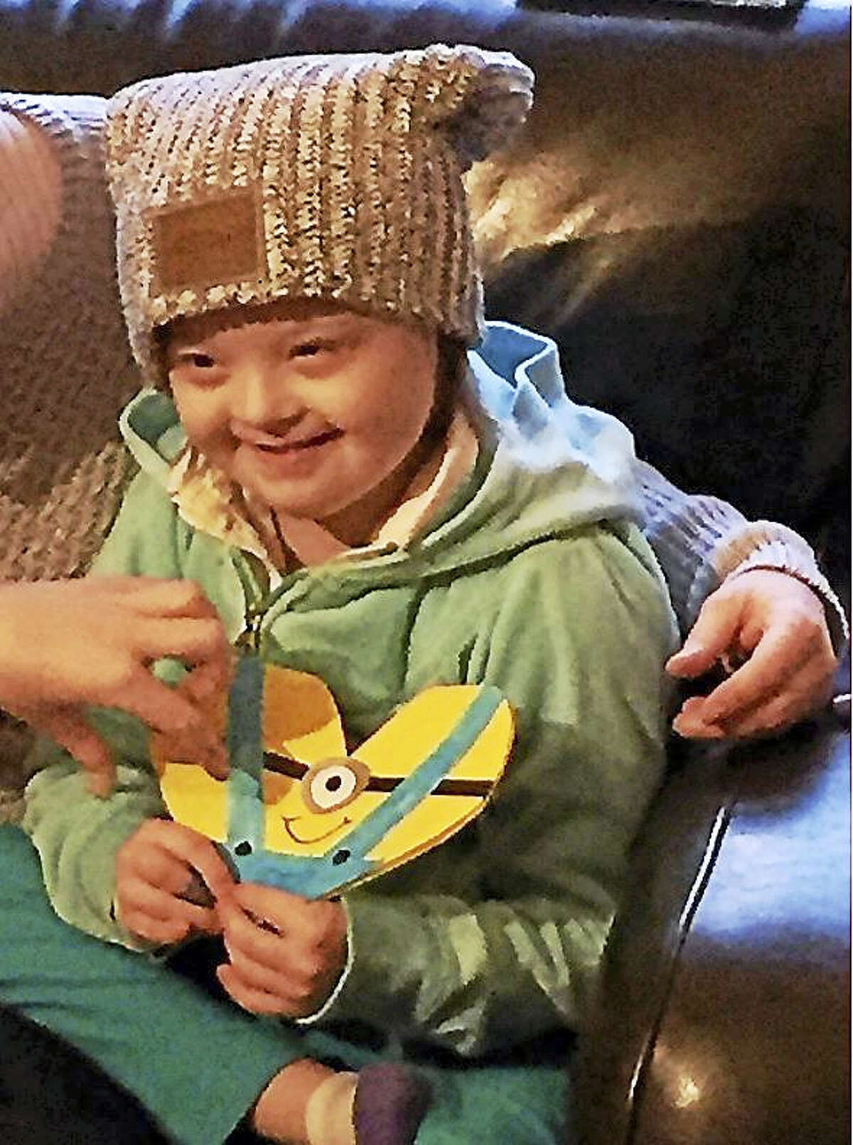 Chloe Mason-Mann and her family are thankful to the community for helping them financially and in so many other ways through her battle with leukemia, now in remission.