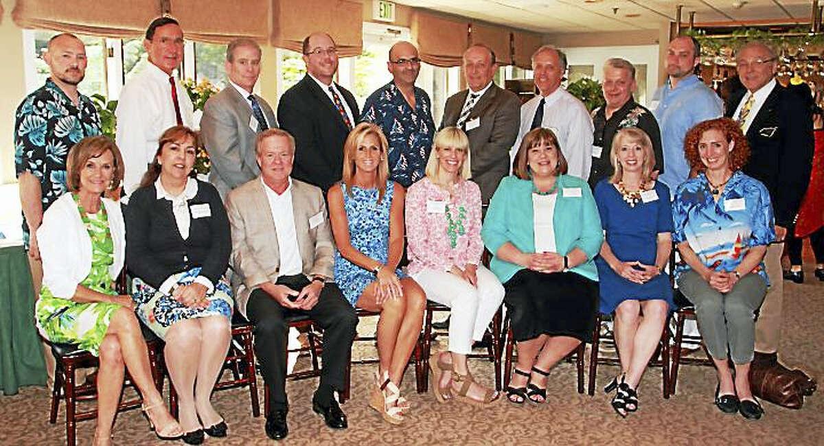 The 2016 Quinnipiac Chamber board members.