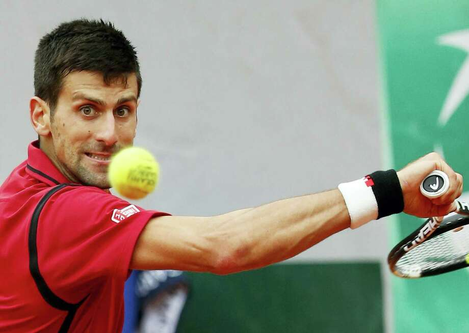 Novak Djokovic has a chance to be the first male player to win a Golden Slam, which consists of winning all four major singles titles plus an Olympic singles gold medal in one season. Photo: The Associated Press File Photo   / Copyright 2016 The Associated Press. All rights reserved. This material may not be published, broadcast, rewritten or redistribu