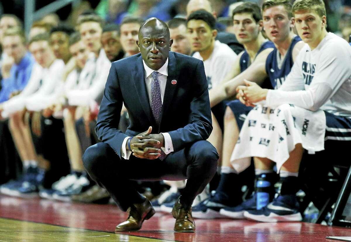 Yale head coach James Jones.