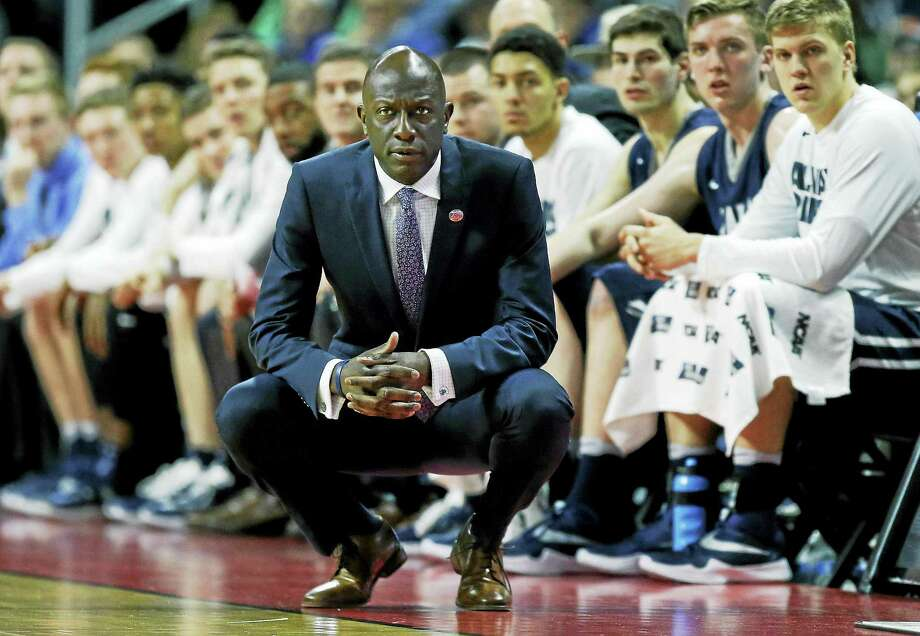 Yale head coach James Jones. Photo: The Associated Press File Photo   / Copyright 2016 The Associated Press. All rights reserved. This material may not be published, broadcast, rewritten or redistribu