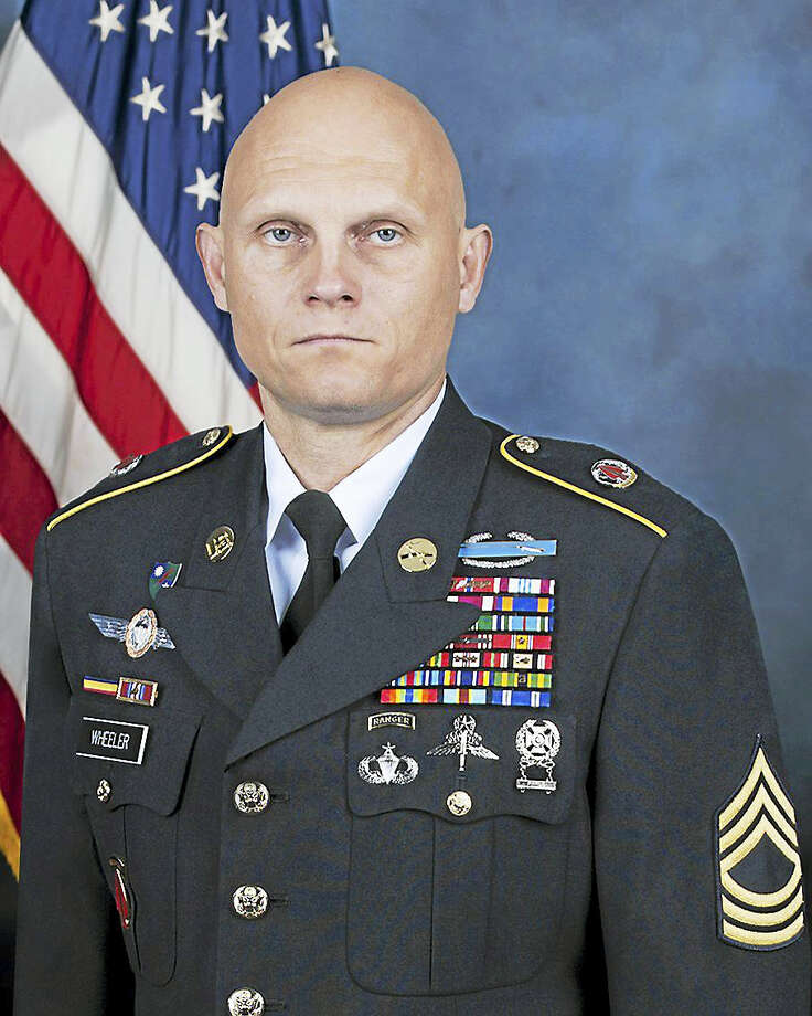 Army Master Sgt. Joshua Wheeler, a member of Delta Force, was killed in Iraq on Oct. 22.   Photo - U.S. Army. Photo: U.S. Army / The Washington Post