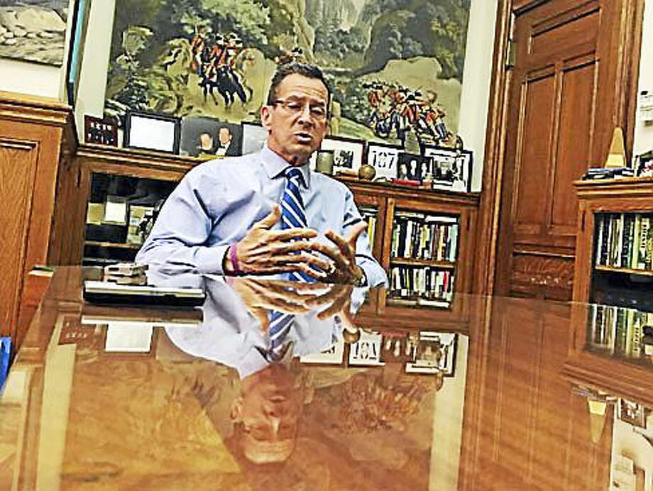 Gov. Dannel P. Malloy Photo: Christine Stuart — CT News Junkie
