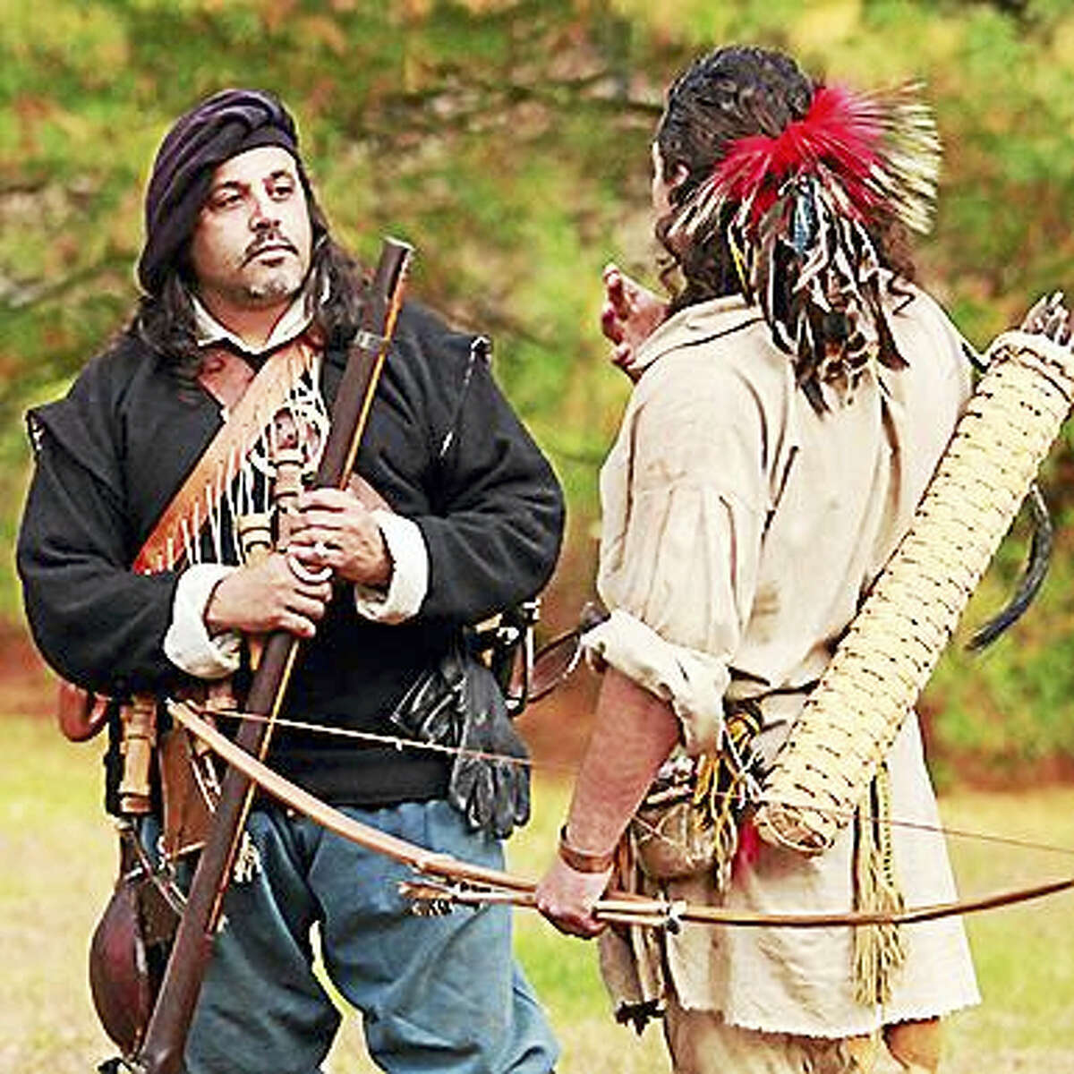 The encampment will feature sights from 17th-century life.