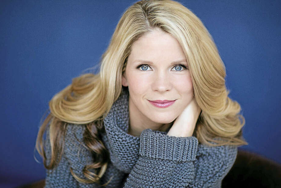 Contributed  Kelli O'Hara Photo: Journal Register Co.