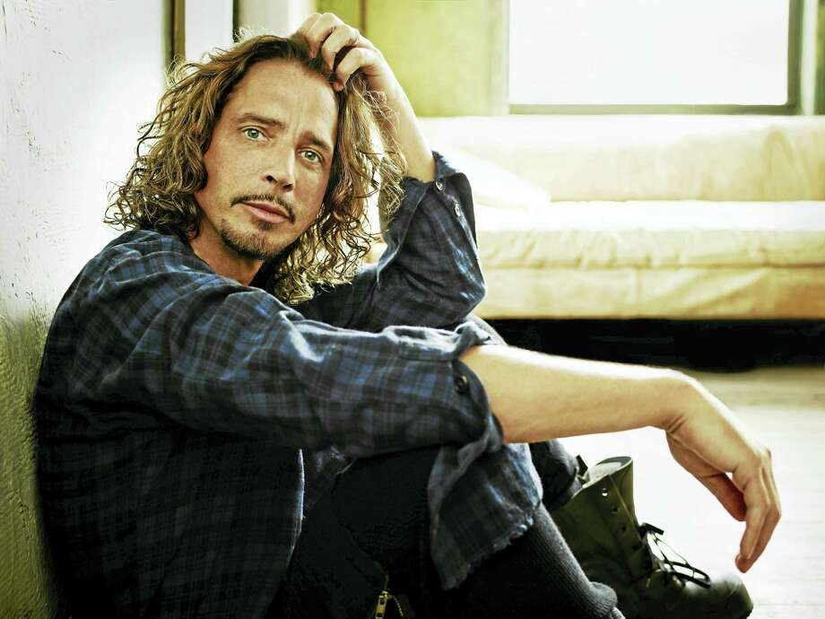 Chris Cornell is coming to Waterbury's Palace Theater. Photo: Contributed