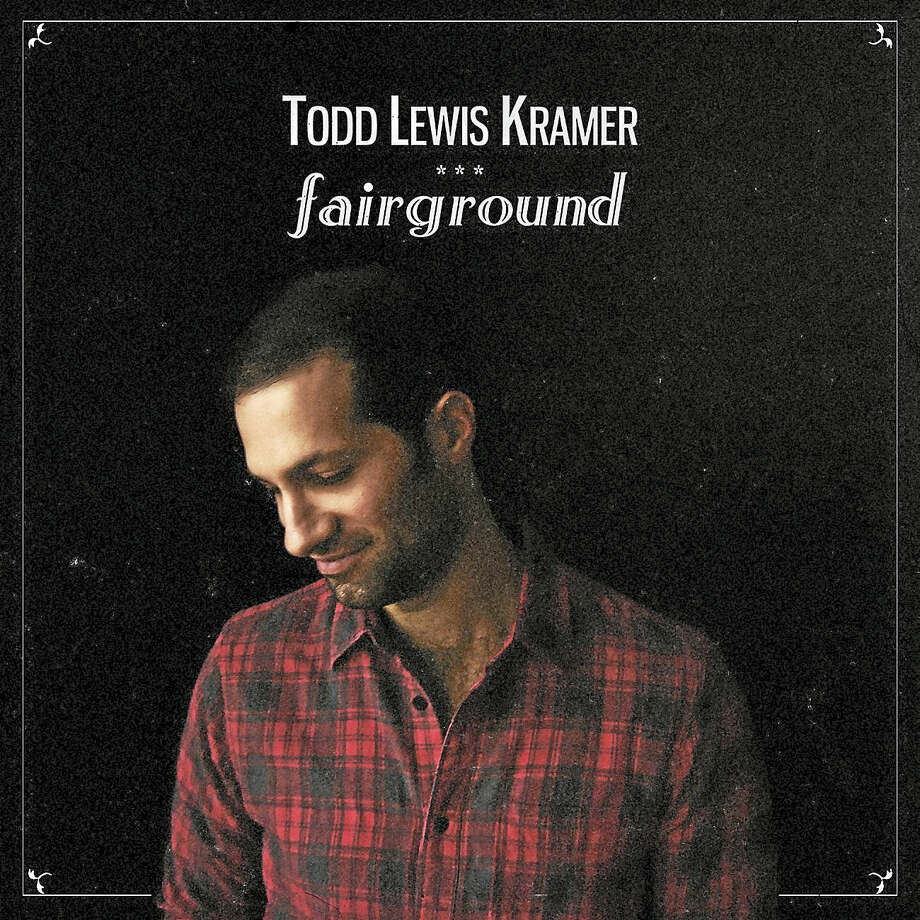 Todd Lewis Kramer's album cover. Photo: Submitted Photo