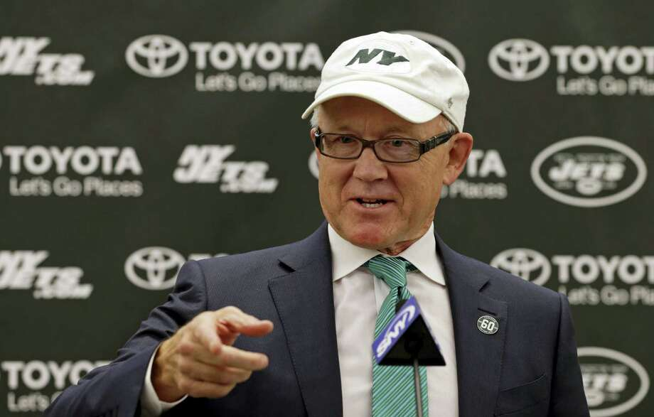 New York Jets owner Woody Johnson. Photo: Adam Hunger — The Associated Press File Photo   / FR110666 AP