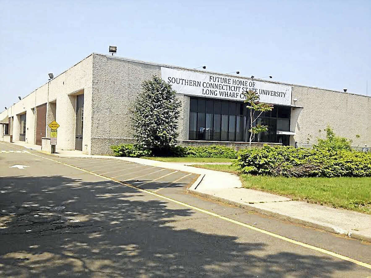 Planners hope to have the former Gateway Community College building demolished and replaced with both a commercial development and an academic use for Southern Connecticut State University.