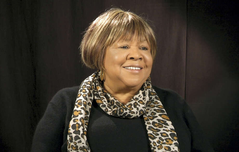 In this Feb. 24, 2016 image taken from video, Mavis Staples is interviewed in New York. This year's Kennedy Center honorees include musicians who span genres including pop, rock, gospel, blues, folk and classical — and an actor known for his extraordinary range. The John F. Kennedy Center for the Performing Arts announced Thursday, June 23, 2016, that actor Al Pacino, rock band the Eagles, Argentine pianist Martha Argerich, gospel and blues singer Mavis Staples and singer-songwriter James Taylor will be honored for influencing American culture through the arts. Photo: AP Photo/Ted Shaffrey, File   / AP