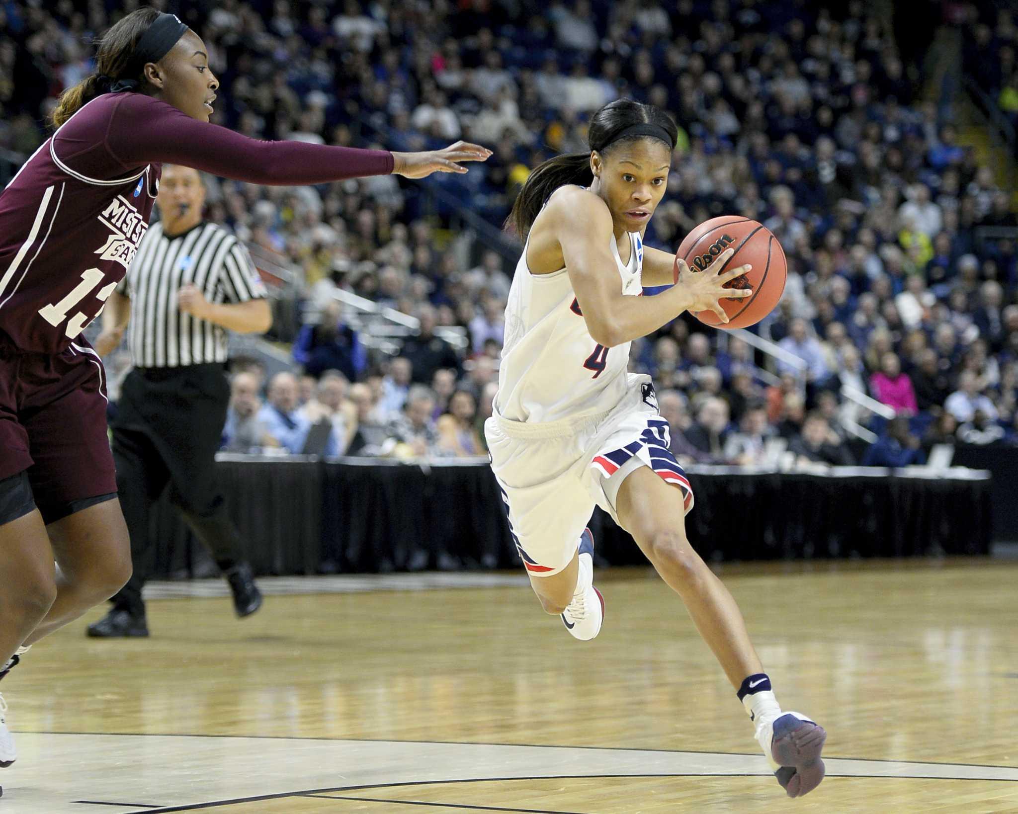 UCONN's Stewart, Jefferson, Tuck Headline List of Top College Prospects for WNBA Draft 2016