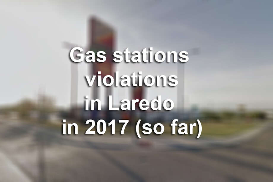 Keep clicking through this gallery to see which gas stations were cited for violations in the first half of 2017.