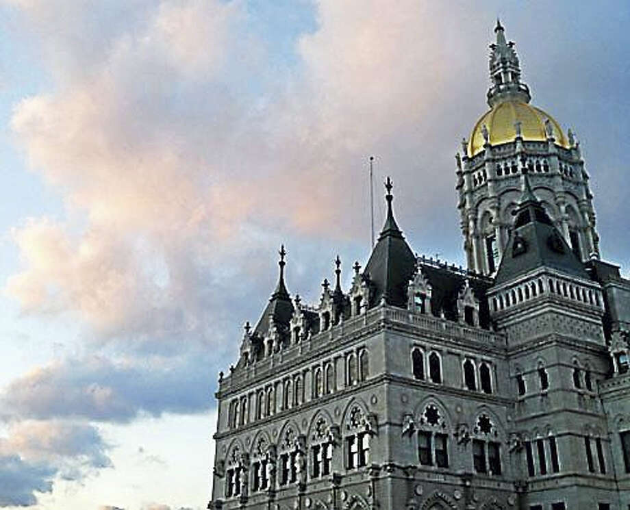 The state Capitol building in Hartford Photo: CTNEWSJUNKIE.COM FILE PHOTO