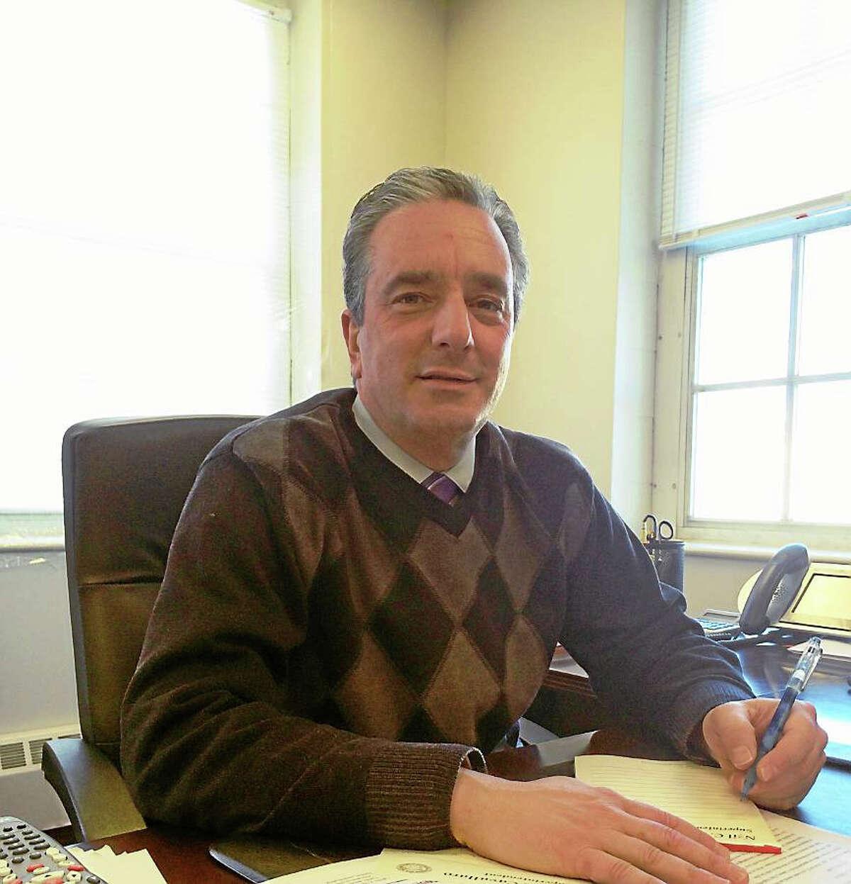 West Haven Schools Superintendent Neil Cavallaro.
