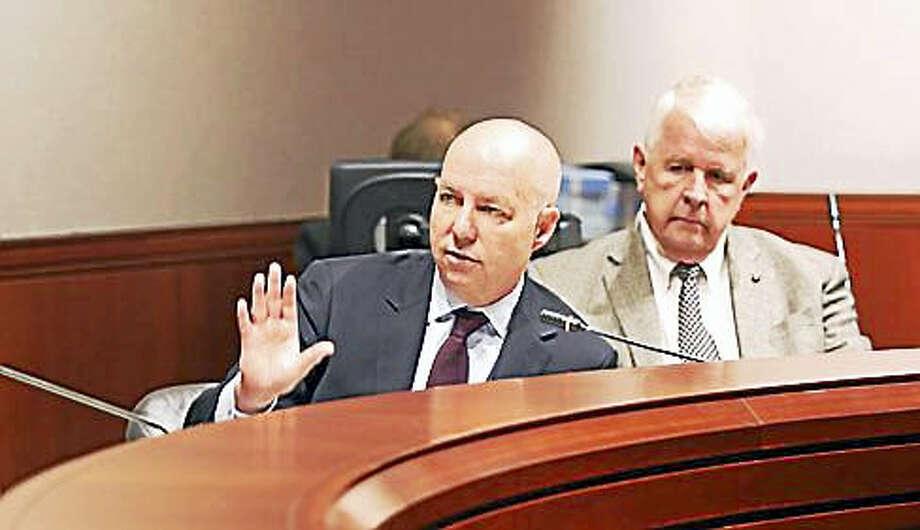 Michael Lawlor, Gov. Dannel P. Malloy's criminal justice adviser Photo: Christine Stuart — CT News Junkie