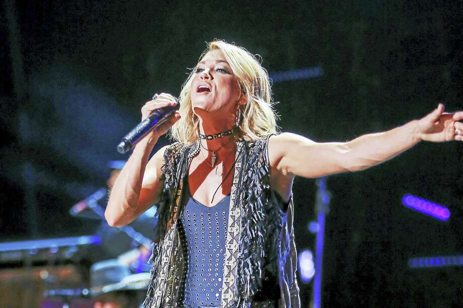"Carrie Underwood will be singing a new theme song for NBC's prime-time ""Sunday Night Football"" this season. Photo: The Associated Press File Photo   / Invision"