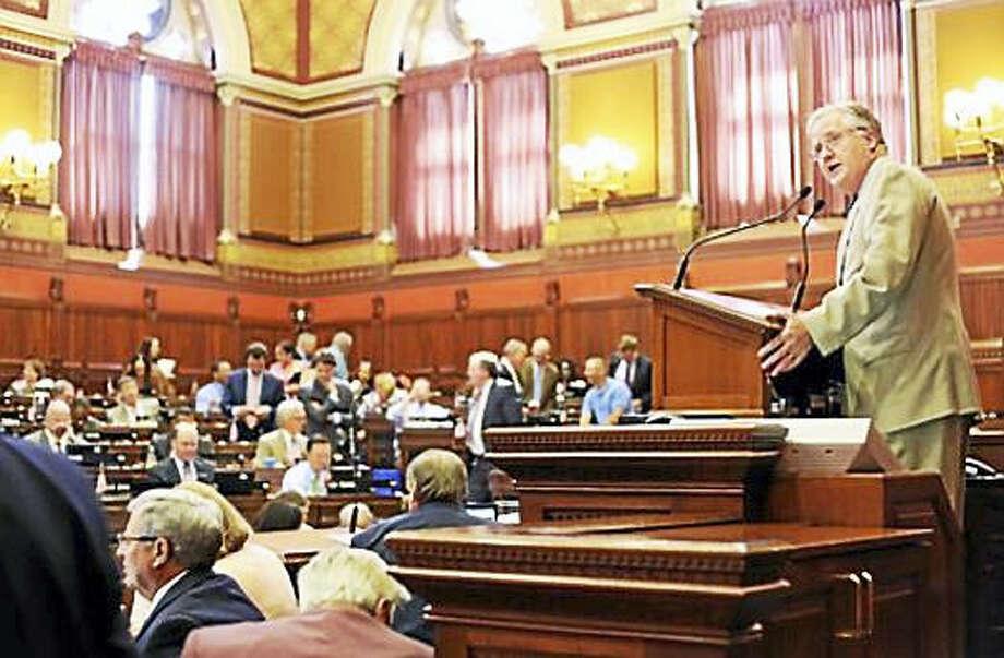 House Speaker Brendan Sharkey Photo: CHRISTINE STUART PHOTO