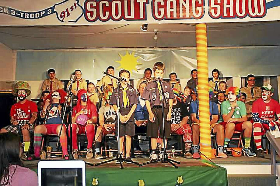 The 91st annual Scout Gang Show in 2015. Photo: Contributed Photo