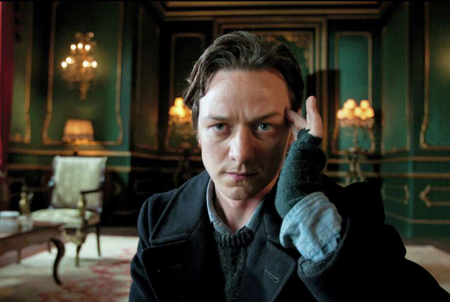 """In this film publicity image provided by 20th Century Fox, James McAvoy portrays Charles Xavier in a scene from """"X-Men: First Class."""" The """"X-Men"""" franchise will get another boost in 2016 with the release of """"X-Men: Apocalypse."""" Photo: AP Photo/20th Century Fox, Murray Close   / 20th Century Fox"""