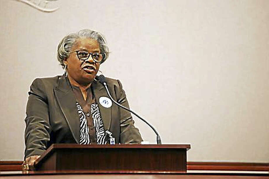 Sen. Marilyn Moore, D-Trumbull, supports the legislation. Photo: Christine Stuart — CT News Junkie