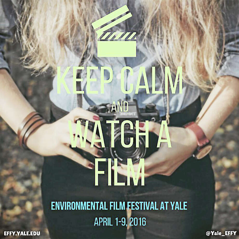 The Environmental Film Festival at Yale begins Friday at Yale University. Photo: CONTRIBUTED PHOTO
