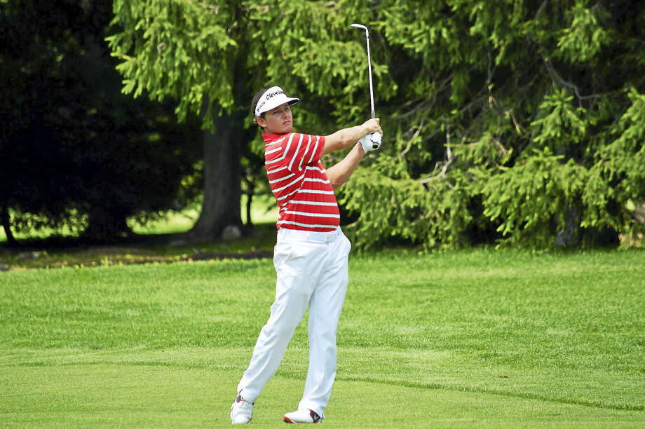 Evan Beirne was one of seven golfers to earn a berth in U.S. Open sectional qualifying last Monday at New Haven Country Club. Photo: Photo Courtesy Of The CSGA