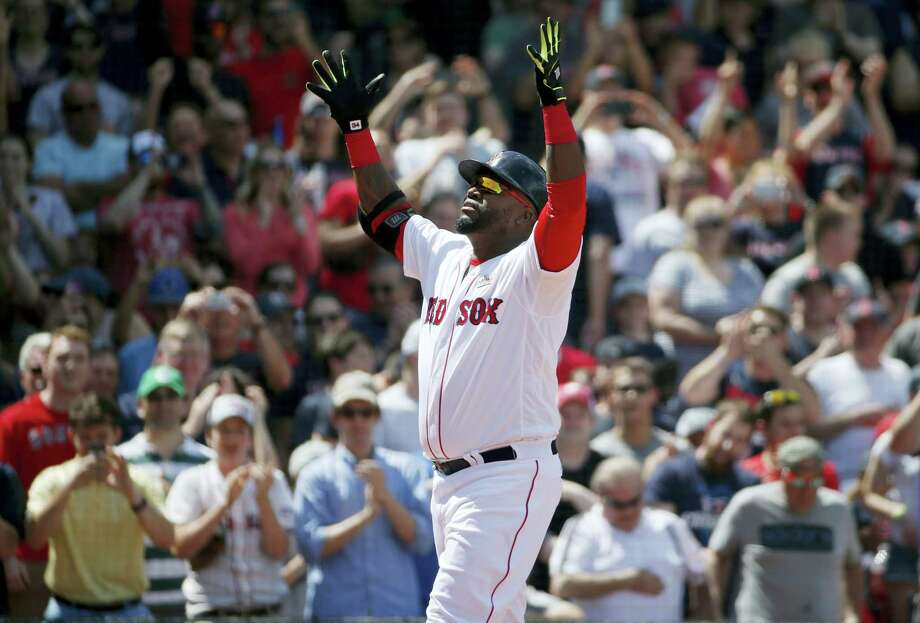 Despite having one of his best starts to a season at age 40, David Ortiz has remained steadfast that he will retire at the end of the year. Photo: Michael Dwyer — The Associated Press   / AP