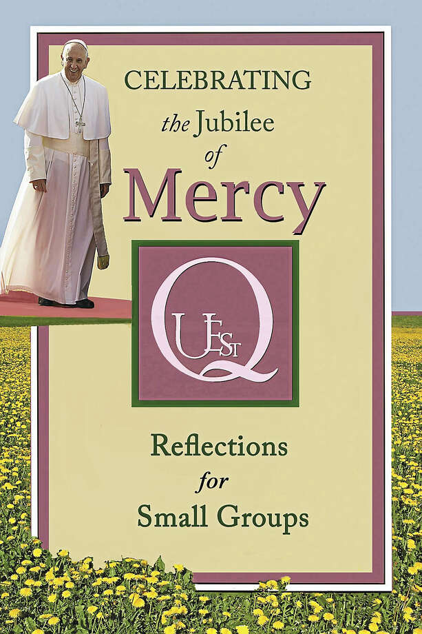 The cover of the Mercy Quest booklet. Photo: Journal Register Co.