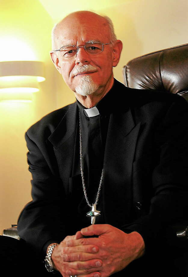 Bishop Peter A. Rosazza Photo: Journal Register Co.