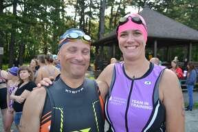 Were you seen at the YMCA's 2017 Pine Bush Triathlon Sunday, July 23, 2017 in Albany, N.Y.?