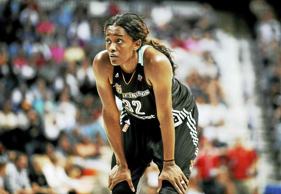 Swin Cash will be retiring at the end of the season. Photo: The Associated Press File Photo   / AP2015