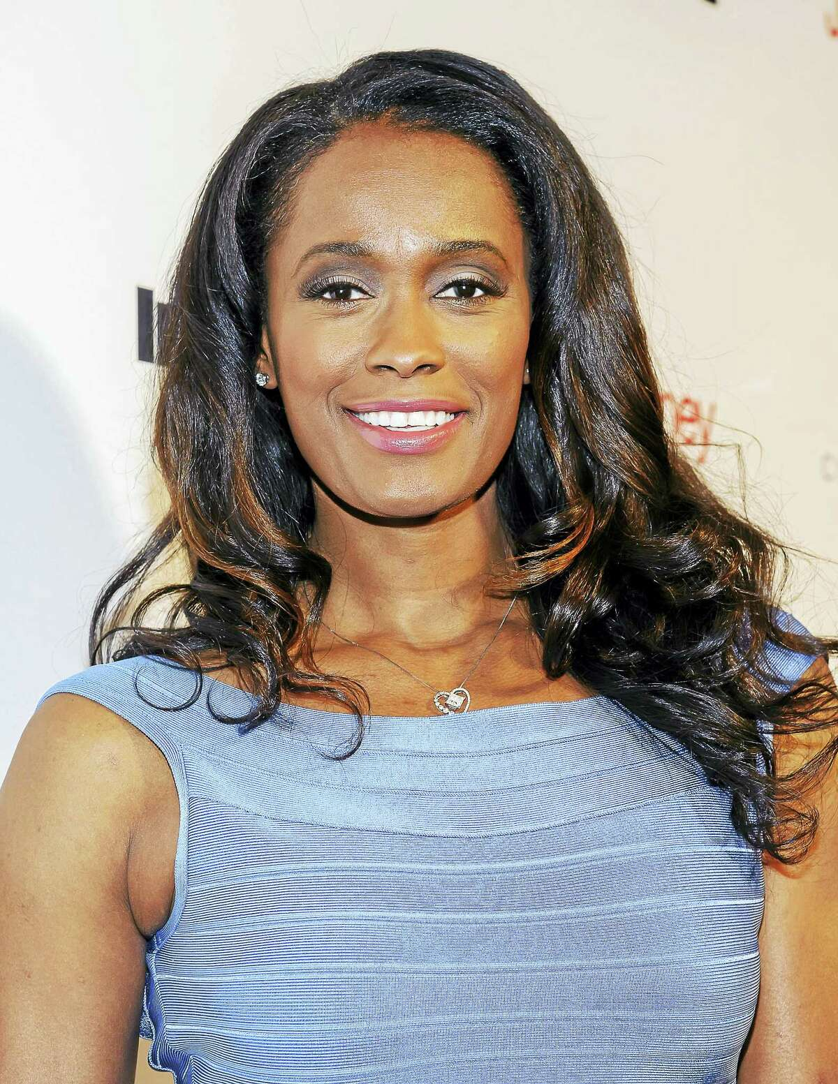 Swin Cash at Sports Illustrated's Fashionable 50 NYC Event in April.