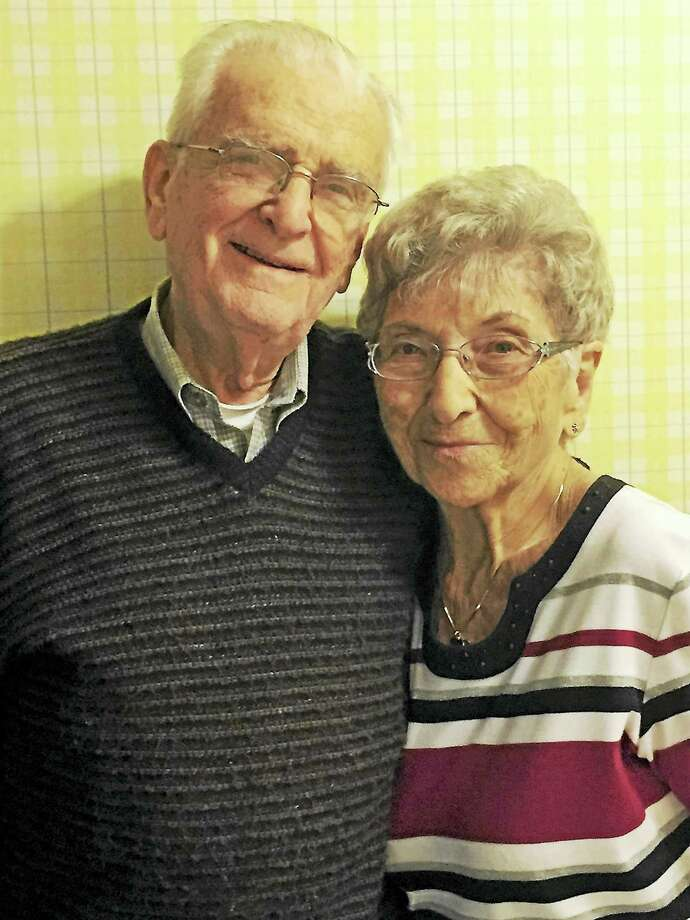 Lee and Lil Liberman Photo: Journal Register Co.
