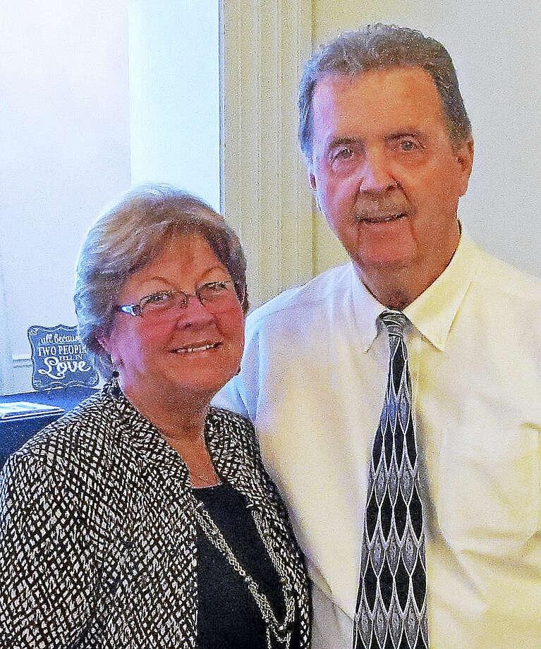 Sandra and Wayne Nuhn Photo: Journal Register Co.